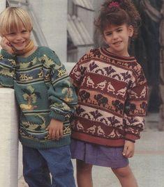 1-000038_новый размер (525x600, 139Kb) Fair Isle Knitting, Christmas Sweaters, Album, Beauty, Sewing, Collection, Inspiration, Fashion, Girls