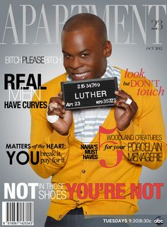 luther magazine cover