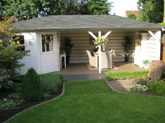 Tuinhuis Mississippi met veranda! Van Jan de Boer Tuinhuizen