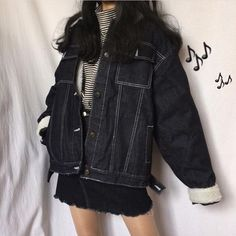 Must have.. Jeans jacket