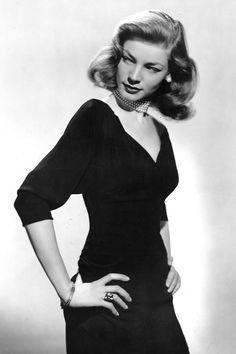 Lauren Bacall, December 1944