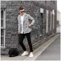 """WEBSTA @ shaun.lyle - """"GREY DAYS"""" blog post feat. @theiconicau now up on…"""