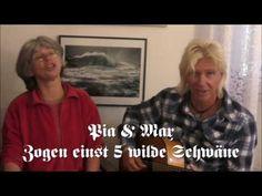 Pia & Max ........Zogen einst 5 wilde Schwäne