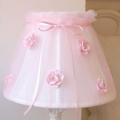 how pretty this would be in my girls room