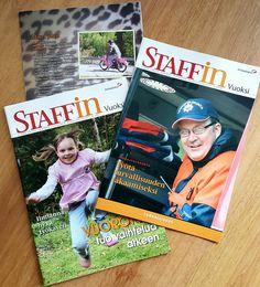SKILLS: Sub-editor of a personnel magazine (Stora Enso Imatra Mills 2008 & 2009)