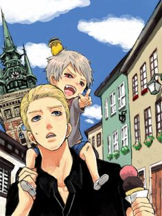 Prussia was probably one of those extremely crazy, destructive (yet endearing) children.