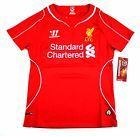 For Sale - Warrior Liverpool Women's Home Red Soccer Jersey Size 4 - See More at http://sprtz.us/LFC-EBay
