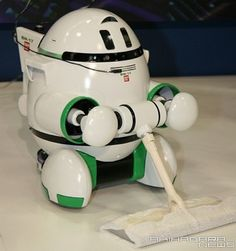 cute cleaner robots - Google Search