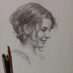 Sketches by Romel de la Torre https://instagram.com/romeldelatorre/