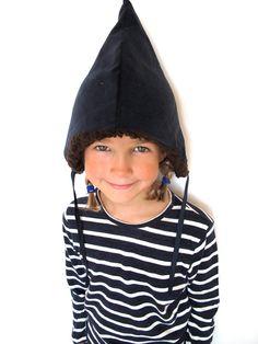 gnome hat! (corduroy lined w/soft cotton plush)