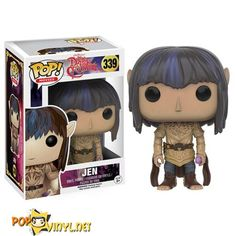 Relive the adventure of Jen to restore the Dark Crystal with Funko Dark Crystal…