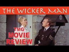 The Wicker Man 1973 Review - TMG Movie Review - YouTube #thewickerman #christopherlee #edwardwoodward #thewickerman1973 #movie