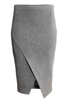 Kopertowa spódnica | H&M