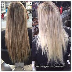 #IcyBlonde  #efhairclub  #fabricadeloiras #opoderdasmechas #aquinosalao #amagiadascores #lourodesalao #loiroryco #autoridadeemmechas #mechas #luzesnocabelo #luzes #platinado #tijuca #BestBlondes #platinadoperfeito #madeixas #blondhair #blond #blogger #bloggueira #TOP #cabelodediva #loirodossonhos #cabeloloiro #colorista #ficoulindo #loiroryca  @fernando_efhairclub
