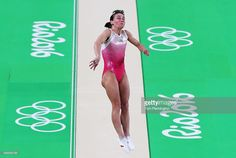If you thought you were too old for something take a look at this. Oksana Chusovitina is 41 years-old and here she is competing at the Olympics against rivals not born when she first competed at the 1992 Olympics in Barcelona. #inspirational #rio2016. She won team gold in 1992. Oksana Chusovitina of Uzbekistan competes on the vault during Women's qualification for Artistic Gymnastics on Day 2 of the Rio 2016 Olympic Games at the Rio Olympic Arena on August 7, 2016 in Rio de Janeiro, Brazil.