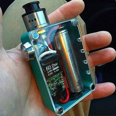 not standard ! beautiful mod Instagram photo by @everything_that_vapes via ink361.com