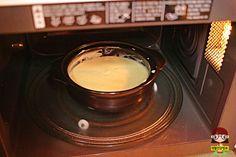 노오븐 10분 완성 백종원 '뚝배기빵' 만들기 Korean Food, Fondue, Panna Cotta, Ethnic Recipes, Dulce De Leche, Korean Cuisine