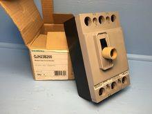 NEW I-T-E Siemens QJH23B200 200A Circuit Breaker 240V QJH HACR ITE 200 Amp NIB