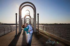 Baton Rouge Engagement Session - Berg Photography