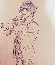 埋め込み画像への固定リンク Uta No Prince Sama, Cute Anime Guys, Manga Games, Anime Comics, Handsome Boys, Art Reference, Fangirl, Anime Art, Sketches