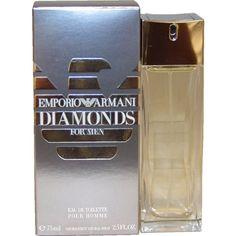 Emporio Armani Diamonds by Giorgio Armani for Men. Eau De Toilette Spray 2.5-Ounces for $53.45