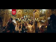 Magnum Almond 30s - Take Pleasure Seriously | Magnum Ice Cream Singapore - YouTube