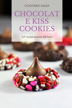 Chocolate Kiss Cookies | Cookie Recipes For Kids, Cookie Recipes Creative, Cookie Recipes Videos, Cookie Recipes Holiday, Cookie Recipes Brownie, Cookie Recipes Vegan, Cookie Recipes Oreo, Cookie Recipes No Eggs, Cookie Recipes Pumpkin, Cookie Recipes Gluten Free, Cookie Recipes Bar, Cookie Recipes Coconut, Cookie Recipes Summer, Cookie Recipes Soft, Cookie Recipes Fun, Cookie Recipes Halloween, Cookie Recipes Cowboy, Cookie Recipes For Decorating, Cookie Recipes Banana, Cookie Recipes… Halloween Cookie Recipes, Oreo Cookie Recipes, Soft Cookie Recipe, Cookie Recipes For Kids, Pumpkin Cookie Recipe, Gluten Free Cookie Recipes, Holiday Cookie Recipes, Holiday Treats, Chocolate Kiss Cookies