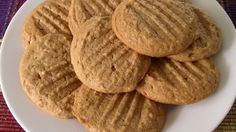 These cookies are very fast and easy to make when you want to whip up something sweet for the kids.