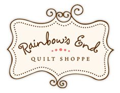 Rainbows End Quilt Shoppe. Largest quilt shop in FLorida.  And best in the world.  Period.