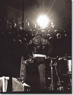 Elvis Presley blinded by the light