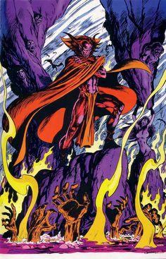 Kerry Gammill - Mephisto