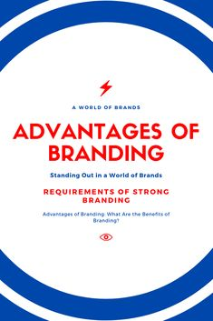 What are the advantages of branding? In a globalised, competitive market like today's business environment brand has become more important than ever. Visual Identity, Brand Identity, Branding, Online Marketing, Digital Marketing, Emotional Connection, Of Brand, Creative Logo, Ibm