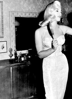 meganmonroes: Diana Dors in I Married A Woman (1958)