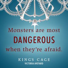 KING'S CAGE by Victoria Aveyard Quote<<< Aaahh this book is going to be awesome