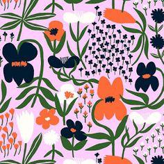 Textile Patterns, Textile Design, Print Patterns, Floral Patterns, Haida Art, African Textiles, Japanese Patterns, Sketchbook Inspiration, Illuminated Letters