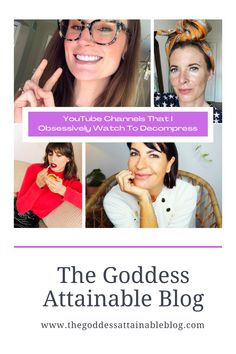 Goddesses come in all shapes and sizes. And for me, a goddess is someone who can thrive in their sweet spot of both power + vulnerability. It's the beauty and magic of being female, and it's something I strive for in my own life. I didn't mean for all of my favorite YouTube Channels to be goddess-oriented. But I guess that's just what I'm into! French Beauty, Old Video, Vulnerability, Goddesses, Feel Good, Envy, Channel, How Are You Feeling, Magic