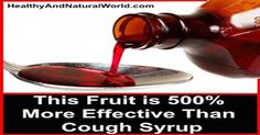 This Fruit is 500% More Effective Than Cough Syrup