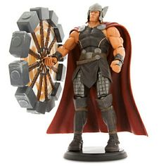 One of the best Marvel Select Thor figures ever! Disney exclusive is available.