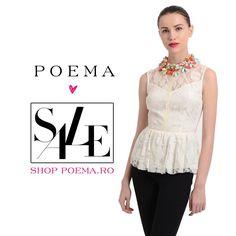 Sale Campaign, Peplum, Casual, Shopping, Tops, Fashion, Poem, Moda, Fashion Styles