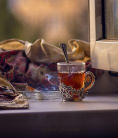 Натюрморт / Изя Факельман #tea, #stilllife, #goodmorning