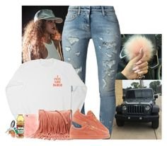 """""""✨"""" by jemilaa ❤ liked on Polyvore featuring Faith Connexion and SONOMA Goods for Life"""