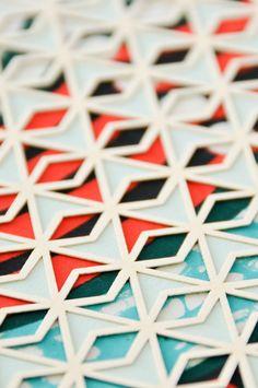 Laser Cut Print - Darrow by KOROMIKO