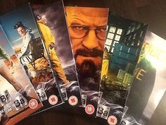 Breaking bad - #series 1 - 5 & #final season #(blu-ray, 2013, box set),  View more on the LINK: 	http://www.zeppy.io/product/gb/2/232150543883/
