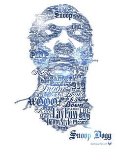 50 Creative Typographic Portraits - Speckyboy Design Magazine
