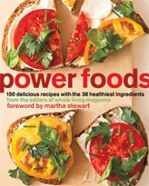 What a GREAT cookbook! Healthy, powerful, yummy, all the things the healthy, fit person wants in cooking.