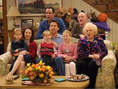 Everybody Loves Raymond - A favorite of Cindy's, too.