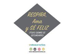 ¡Feliz Viernes! #ideassoneventos #frasescelebres #frasedeldia #quote #quoteoftheday #consejos #motivación #superación #consejodeldia