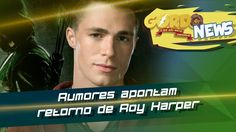 Arrow - Rumores apontam retorno de Roy Harper