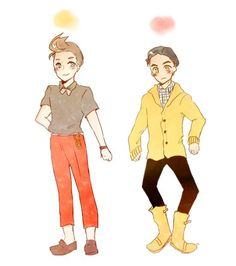 If Kurt and Blaine switched clothes