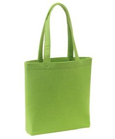 Multi-Color Felt Tote Bag for Lady Material: felt Size:38x42x8 cm Structures: 1) With soft and comfortable shoulder straps 2) With one big inside compartment for your computer  felt Tote Bag for Lady from direct factory in china